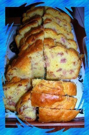 Cake Lardon Jambon